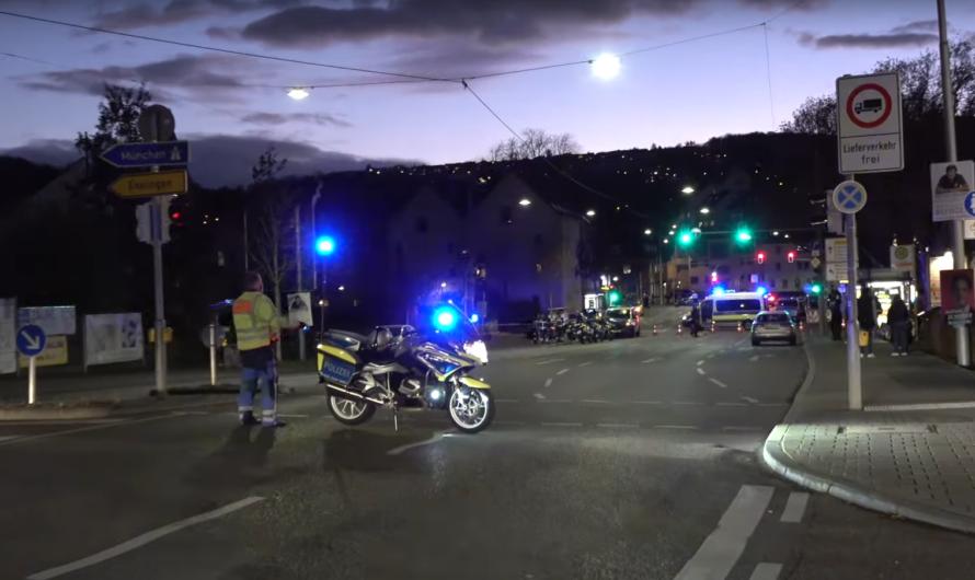 🚨[CRIME] 🚨Großer Polizeieinsatz 🚓 TÄTER FLÜCHTET 🚓 Stuttgart (Teil von Hedelfingen) abgesperrt [E]