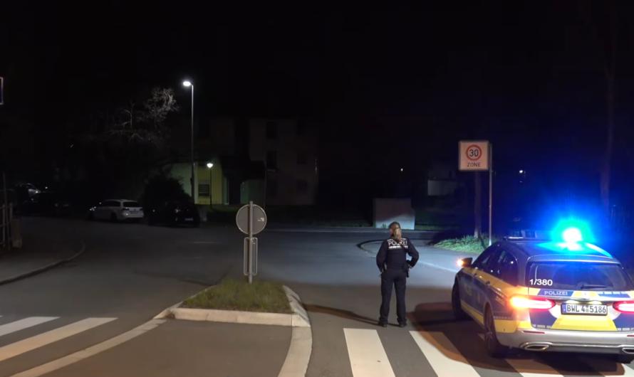 🚨 Crime 🚨 [Reutlingen] Schussabgabe mit Verletztem 🚓 Polizeieinsatz mit 👮♂️ Straßensperrungen