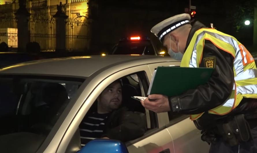 [Notbremse] ➡️ Ausgangsbeschränkungen ➡️ Polizeikontrollen 🚔👮♂️ (Coronaverordnungen) in Ludwigsburg