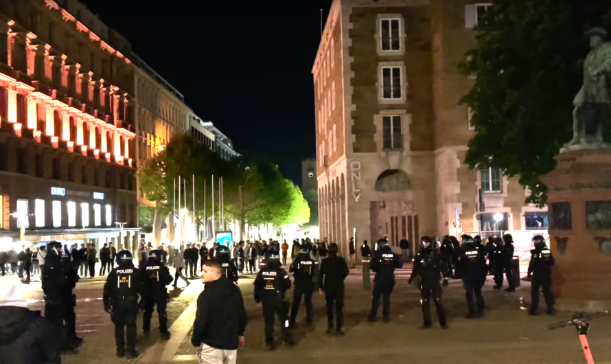 🔴 2. Krawallnacht in Stuttgart – Aggressiver Mob gegen Polizei | Räumung & Festnahmen + Verletzte 🔴