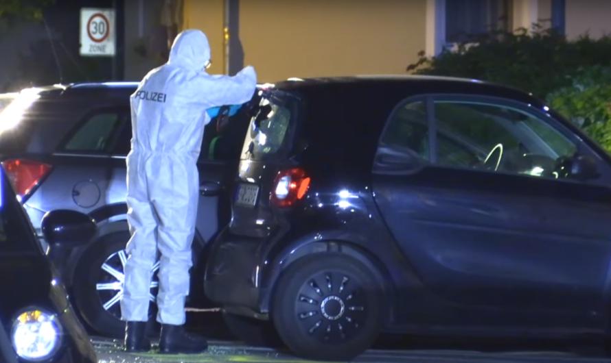 🚨 Crime 🚨 Schüsse aus weißen Kleinwagen abgefeuert – 1 Verletzter   🚓 Polizei sucht Zeugen 🚓