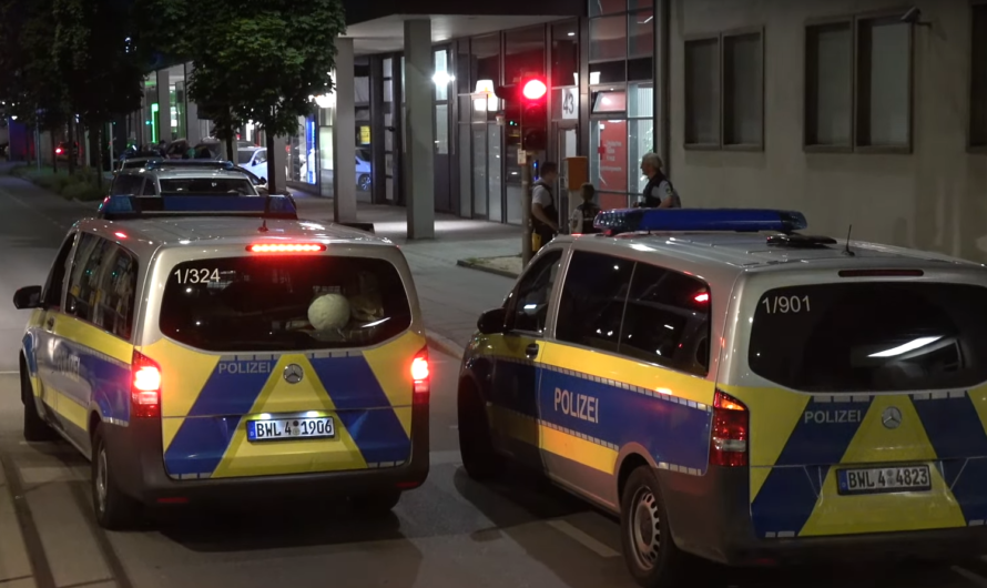 🚔 Größere Polizei Einsätze in Stuttgart Ost 🚔 👮♂️ 🚓 Mehrere Streifenwagen sind im Einsatz 🚓