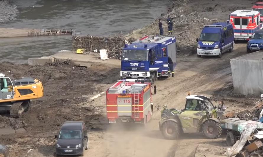 🆘 Einsatzkräfte im Katastrophengebiet Ahrweiler (Ahrtal) 🆘 ▶️ Großdoku mit unfassbaren Bildern ◀️