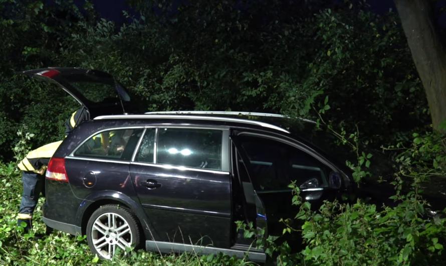 Crash auf B225 – PKW kracht gehen Baum 🚓 🚑 🚒 Feuerwehr Marl + Rettungsdienst versorgen Verletzte