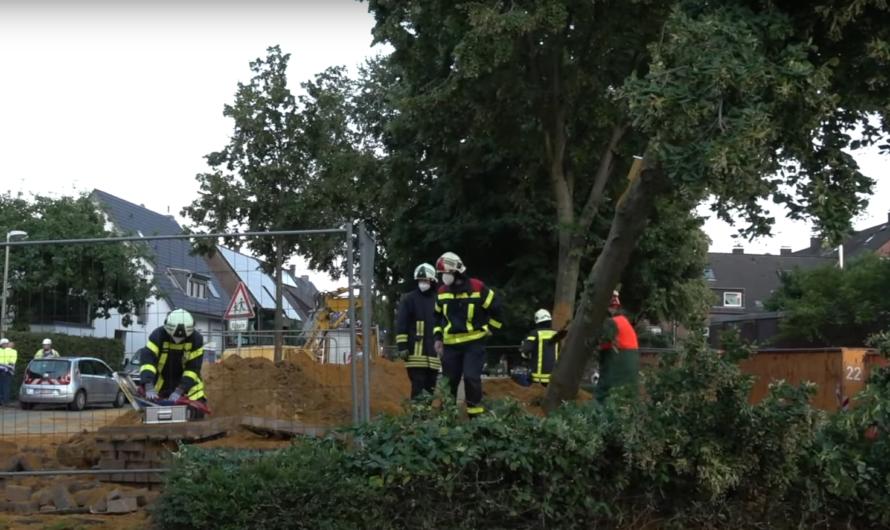 💥 Sprengung in Dorsten 💥 [250 Kg Weltkriegsbombe] – Ort evakuiert | Feuewehr auch mit im Einsatz