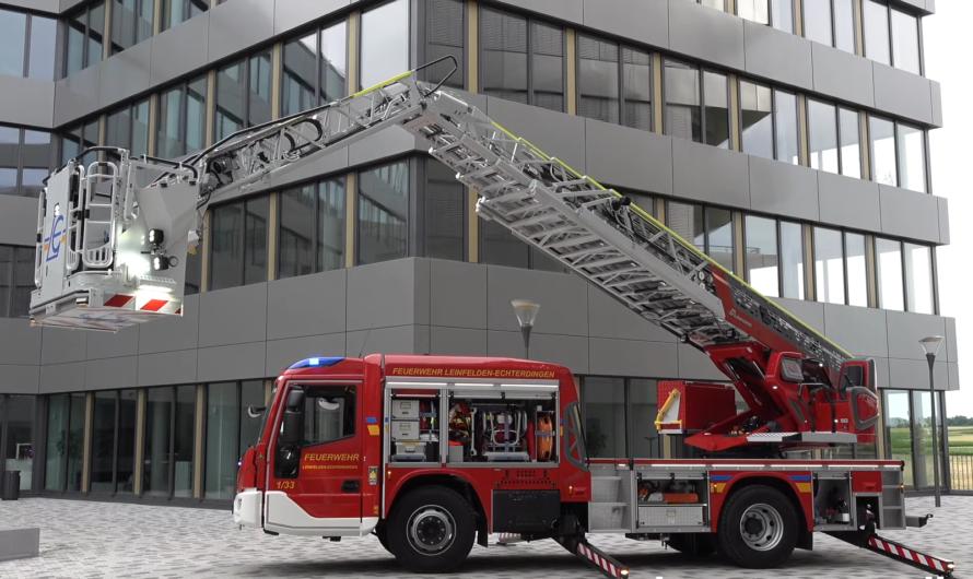 😍 Neuheiten 2021 😍: Neue Drehleiter (DLAK) & neues LF 10 – 🚒 Feuerwehr Leinfelden-Echterdingen 🚒